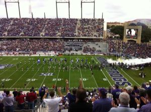 TCU vs OU 01 Dec 2012