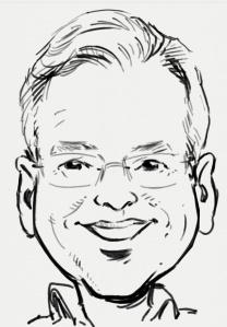 Warren Caricature 6-Sep-2012