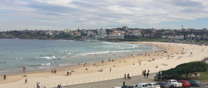 Internationally Famous Bondi Beach
